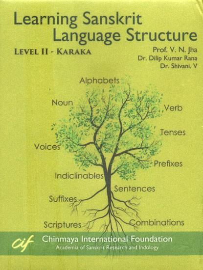 Learning Sanskrit Language Structure - Level III (A Set of 13 DVDs)