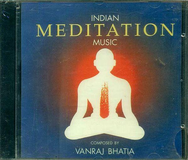 Indian Meditation Music (Audio CD)