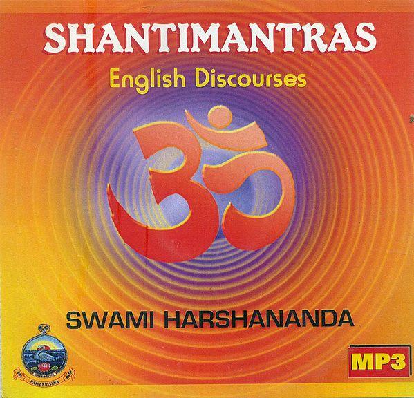 Shantimantras - English Discourses by Swami Harshananda