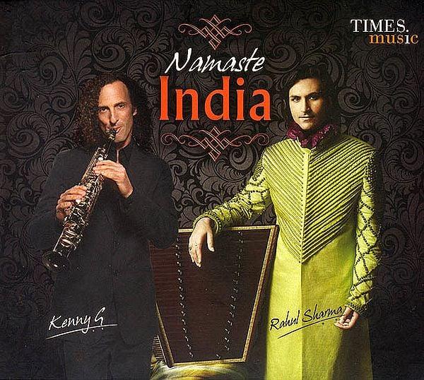 Namaste India (Audio CD)