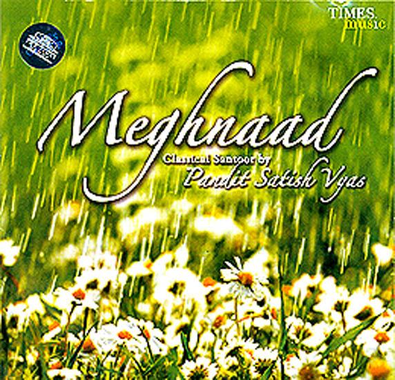 Meghnaad (Classical Santoor) (Audio CD)