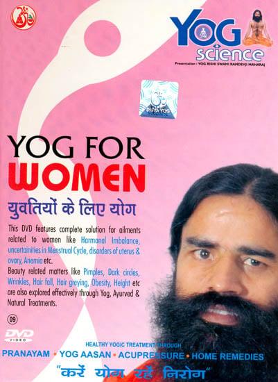 Yoga For Women (Yog Science) (DVD)