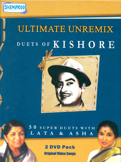 Ultimate Unremix (Duets of Kishore with Lata & Asha) (Set of 2 DVDs)
