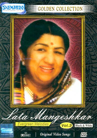 "Evergreen Melodies ""Lata Mangeshkar"": Golden Collection (Vol 3) (DVD)"