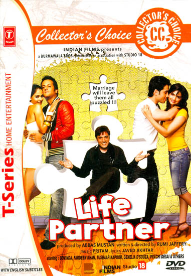 Life Partner: Marriage Will Leave Them All Puzzled! (Collector's Choice)(DVD)