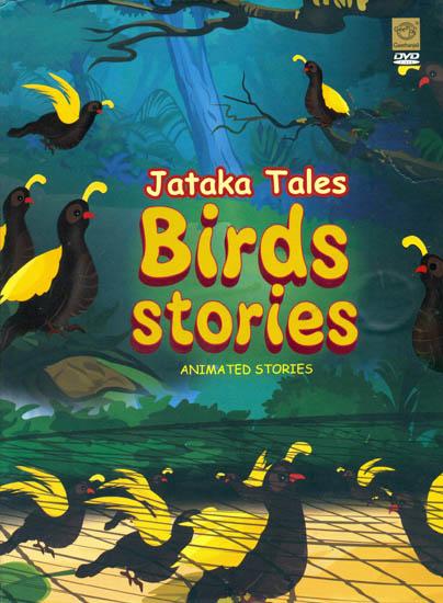 Jataka Tales: Birds Stories (Animated Stories) (DVD)