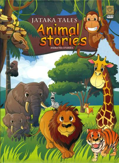 Jataka Tales: Animals Stories (Animated Stories) (DVD)