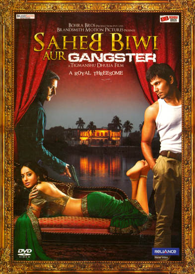 Sahib Biwi Aur Gangster: A Royal Threesome (DVD)