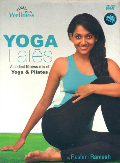 Yoga Lates: A Perfect Fitness Mix of Yoga & Pilates (DVD)