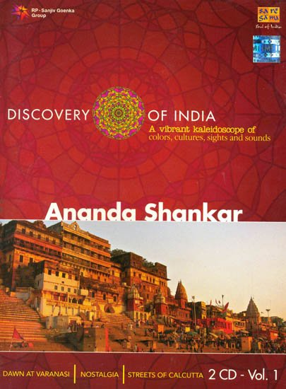 Discovery Of India: A Vibrant Kaleidoscope of Colors, Cultures. Sights And Sounds (Vol. 1) (Set of 2 DVDs)