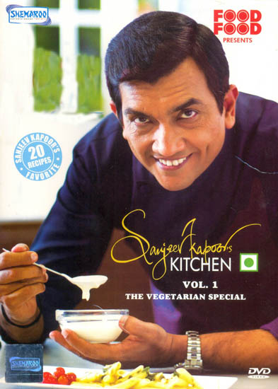 Sanjeev Kapoor's Kitchen: The Vegetarian Special (Sanjeev Kapoor's Favourite 20 Recipes) (Vol. 1) (DVD)