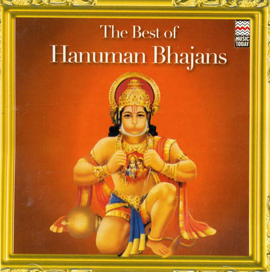 The Best of Hanuman Bhajans (Audio CD)