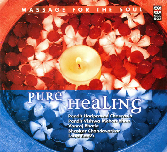 Pure Healing: Massage For The Soul (Audio CD)