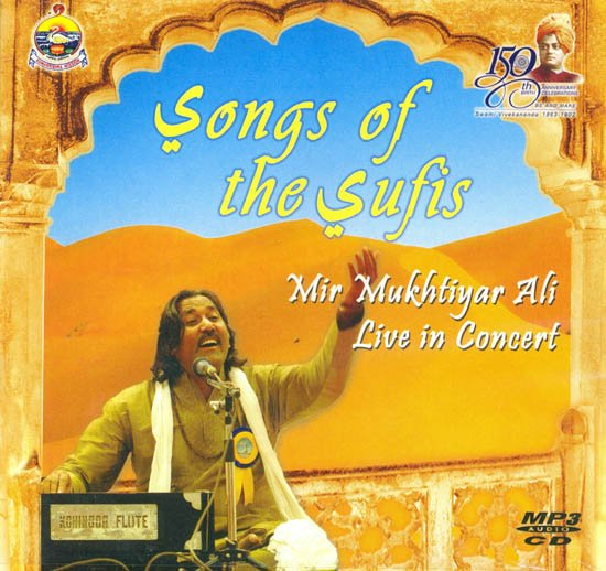 Songs of Sufis: Live in Concert (MP3 Audio CD)
