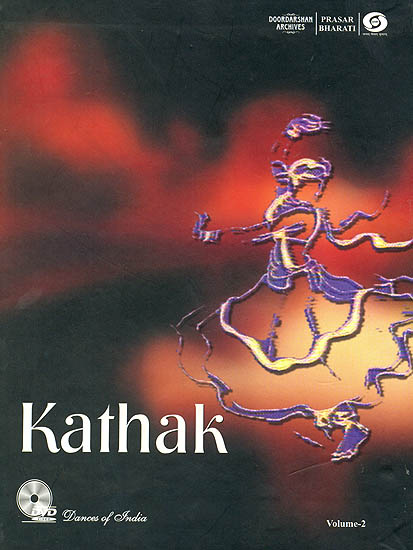 Kathak (Vol-II) (With Booklet Inside) - From Doordarshan Acrhives (DVD)