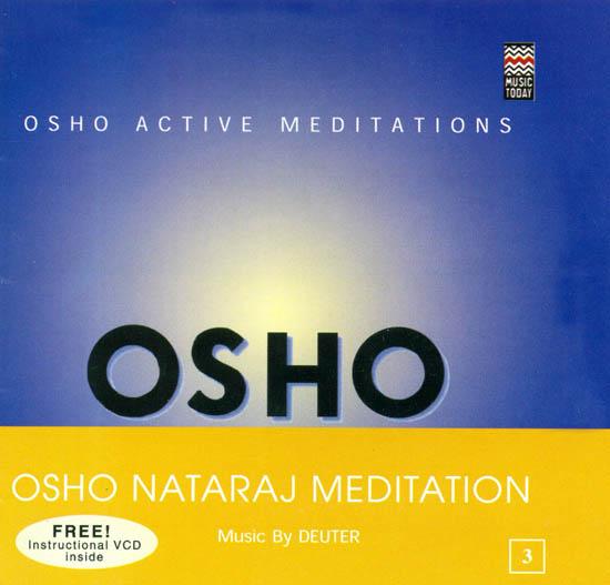 Osho Active Meditations: Osho Nataraj Meditation (A Set of 2 Audio CDs)