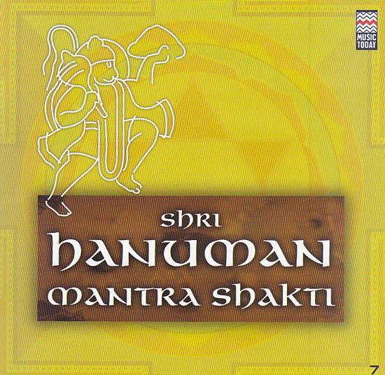 Shri Hanuman Mantra Shakti (Audio CD)
