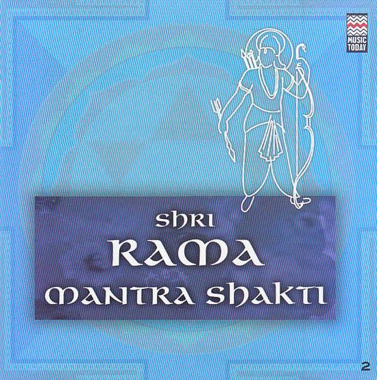 Shri Rama Mantra Shakti (Audio CD)