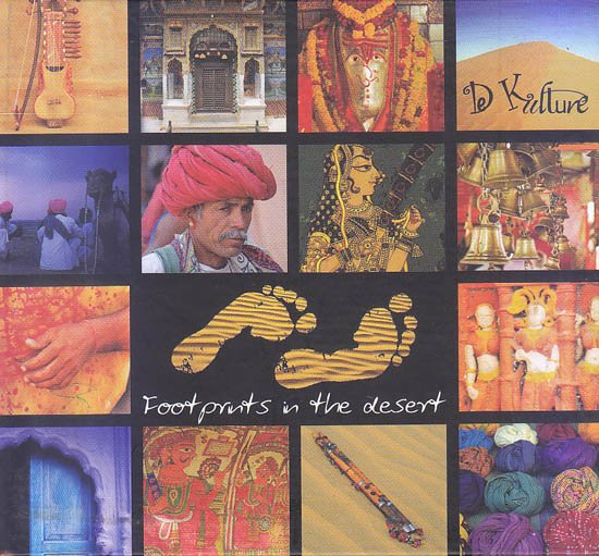 Footprints in the Desert (With Booklet Inside) (Audio CD)