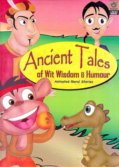 Ancient Tales of Wit Wisdom & Humour (Animated Moral Stories) (DVD)