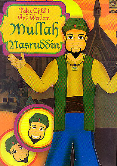 """Mullah Nasruddin: Tales of Wit and Wisdom """"Animated Stories""""  (DVD)"""