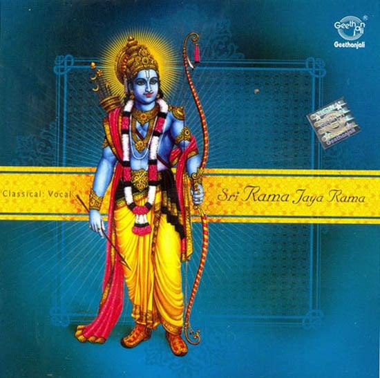 Sri Rama Jaya Rama: Classical Vocal (Audio CD)