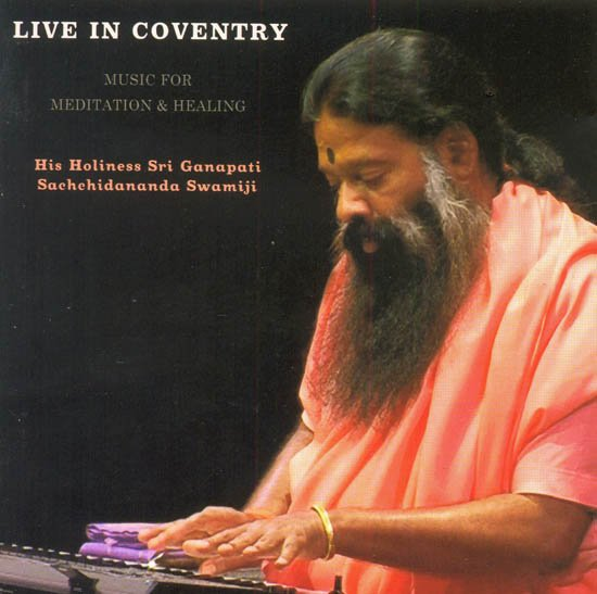 Live in Coventry: Music for Meditation and Healing (Audio CD)
