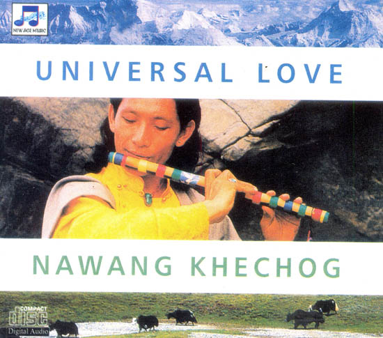 Universal Love (Audio CD)