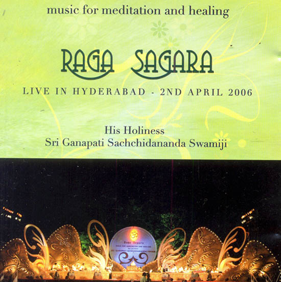 Raga Sagara: Music for Meditation and Healing (Audio CD)