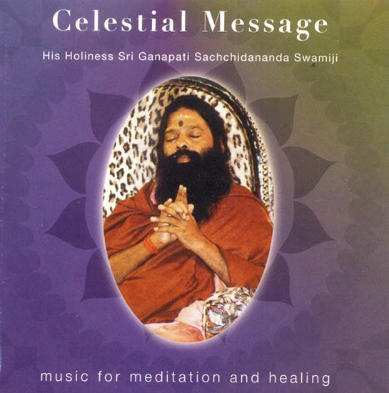Celestial Message : Music for Meditation and Healing (Audio CD)