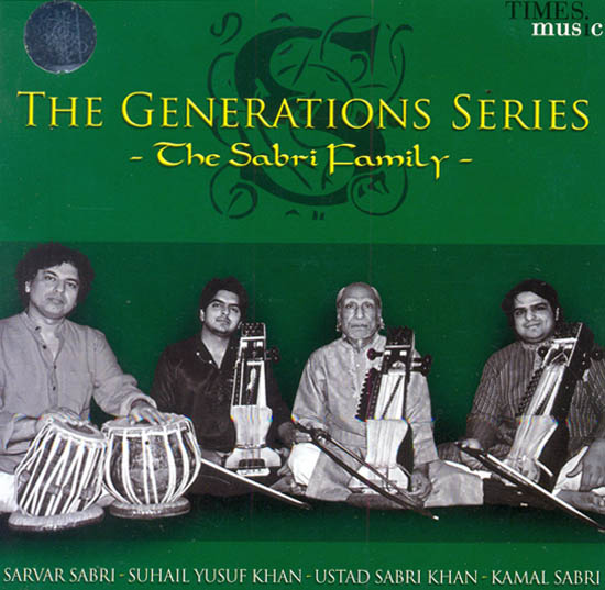 The Generations Series (The Sabri Family) (Audio CD)