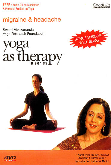 Yoga as Therapy for Migraine and Headache With Personal Booklet on Yoga ) (DVD)