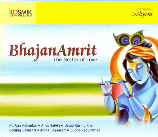 Bhajan Amrit : The Nectar of Love (Audio CD)