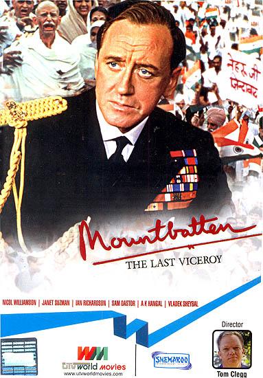 Mountbatten: The Last Viceroy (DVD)