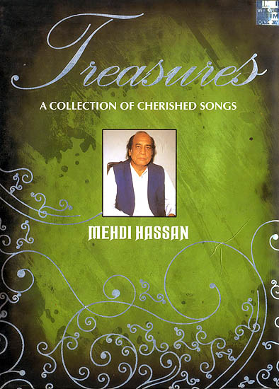 Treasures: A Collection of Cherished Songs - Mehdi Hasan (Set of 5 Audio CDs)