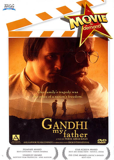 Gandhi My Father (DVD)