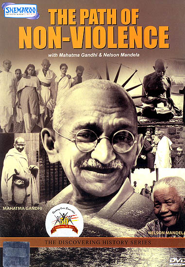 The Path of Non-Violence: With Mahatma Gandhi and Nelson Mandela (The Discovering History Series) (DVD)
