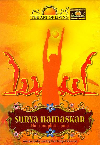 Surya Namaskar (The Complete Yoga) (DVD)