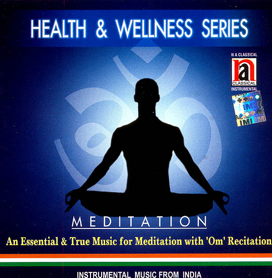 Health and Wellness Series: Meditation (An Essential and True Music for Meditation with OM Recitation)(Audio CD)