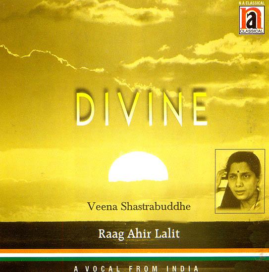 Divine: Raag Ahir Lalit (Audio CD)