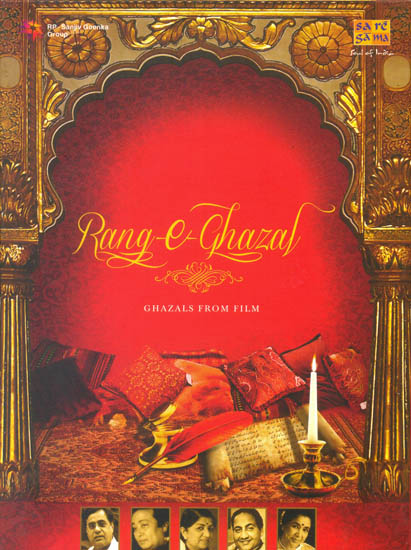 Rang-E-Ghazal -: Ghazals From Film (Set of 5 Audio CDs)