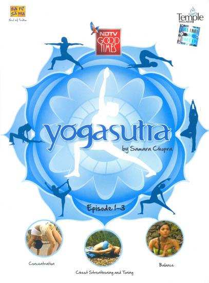 Yogasutra (Episode 1-3) (DVD)