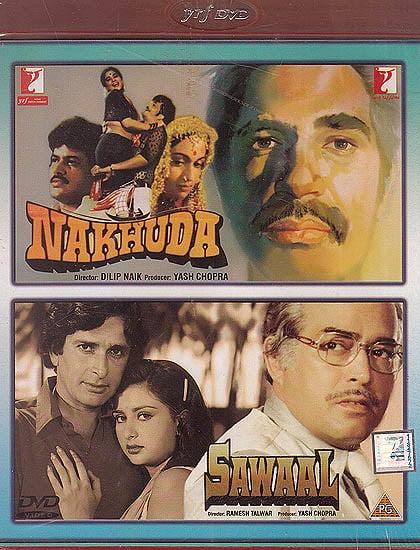 Nakhuda and Sawaal (DVD): Set of Two Films