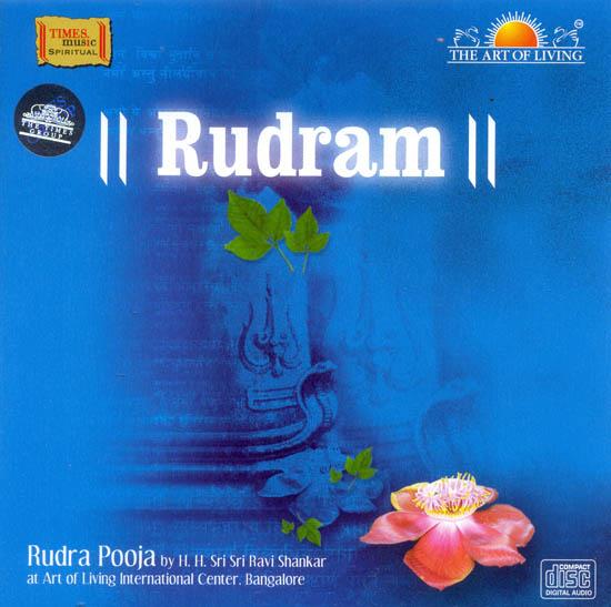 Rudram (Audio CD)
