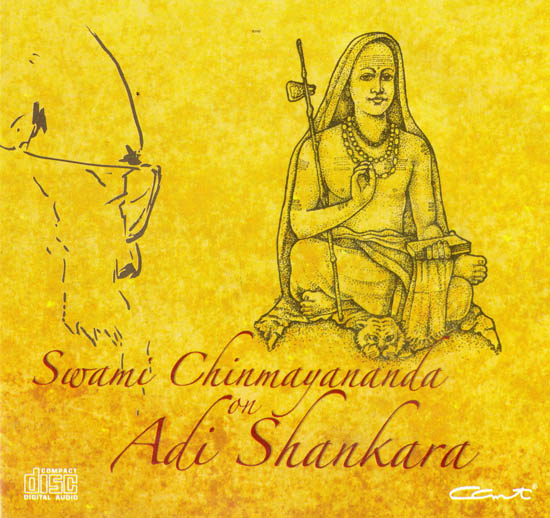 Swami Chinmayananda on Adi Shankara (Audio CD)