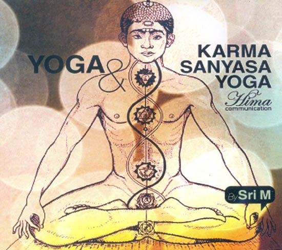 Yoga and Karma Sanyasa Yoga (MP3 CD)
