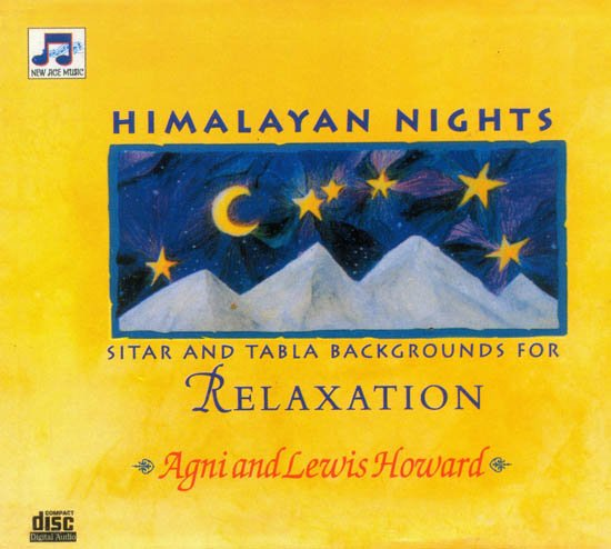 Himalayan Nights: Sitar And Tabla Backgrounds For Relaxation (Audio CD)