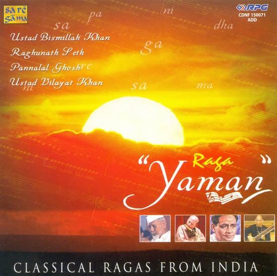"Raga ""Yaman"": Classical Ragas From India (Audio CD)"