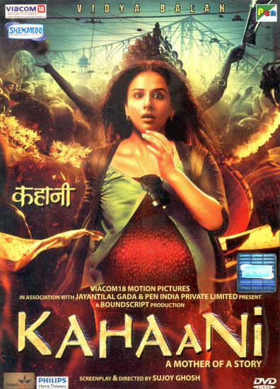 Kahaani A Mother of a Story (DVD)