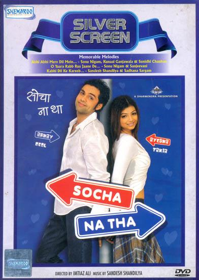 Never Thought So..... Socha Na Tha (DVD)